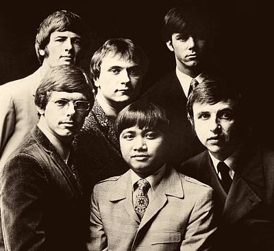 The Association 1968 Print by Mountain Dreams
