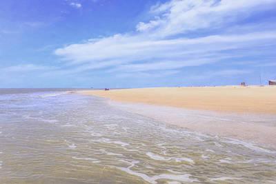 Photograph - Tropical Beach by Nadia Sanowar