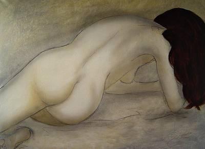 The Beauty Of Quiet Art Print by Bridgette  Allan