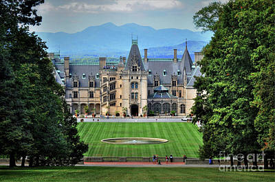 Photograph - The Biltmore by Savannah Gibbs