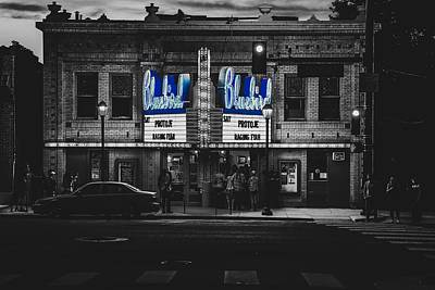 Photograph - The Bluebird Theatre by Unsplash