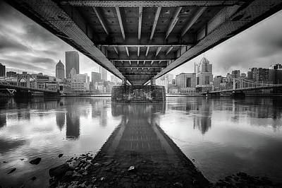 Photograph - The Bridge by Emmanuel Panagiotakis