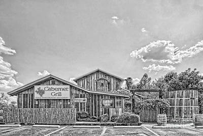 Photograph - The Cotton Gin Village by Sam Stanton
