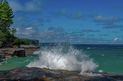 Photograph - The Coves by Gary McCormick