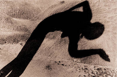 The Dancer Art Print by Michael Mogensen