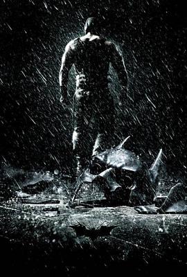 Catwoman Wall Art - Digital Art - The Dark Knight Rises 2012  by Geek N Rock