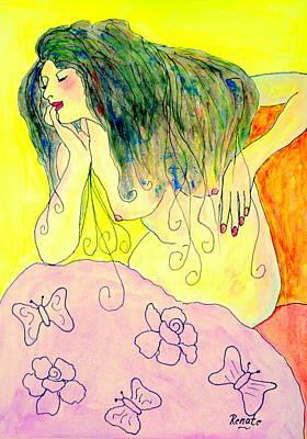 The Diva..... Art Print