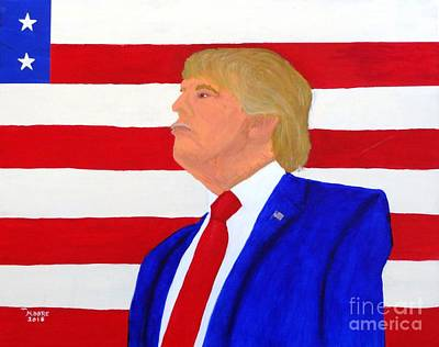 Moore Painting - The Don by Michael Moore