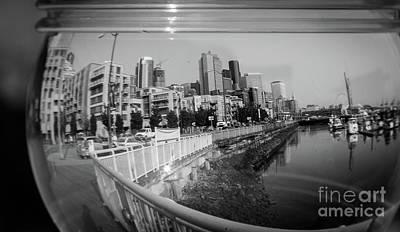 Photograph - The Eye Of The City by Deborah Klubertanz