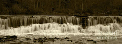 The Falls Print by Timothy Johnson