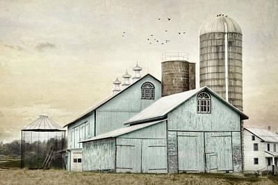 Photograph - The Family Farm by Lori Deiter