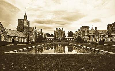 Photograph - The Ford Buildings -berry College by Library Of Congress