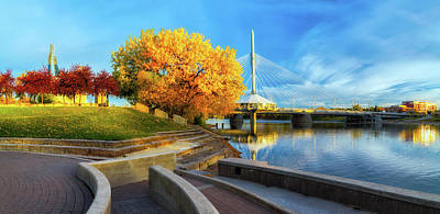Photograph - The Forks by Nebojsa Novakovic