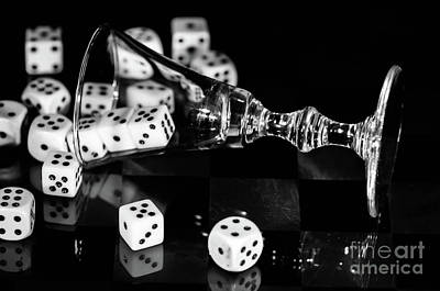 Photograph - The Gamble by Gerald Kloss