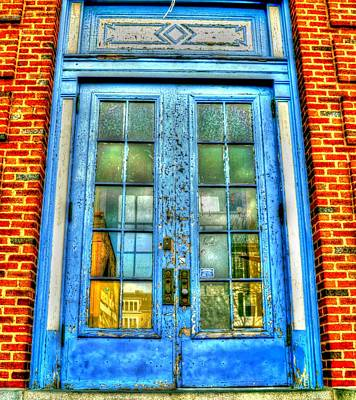 Fells Point Photograph - The Girl Next Door by Debbi Granruth