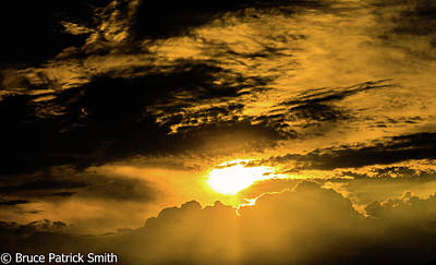 Photograph - The Golden Hour by Bruce Patrick Smith