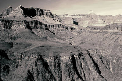 Photograph - The Grand Canyon, Arizona by Aidan Moran