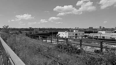 Photograph - The High Line 196 by Rob Hans