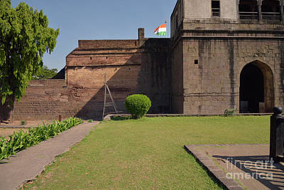 Photograph - The Historical Icon by Kiran Joshi