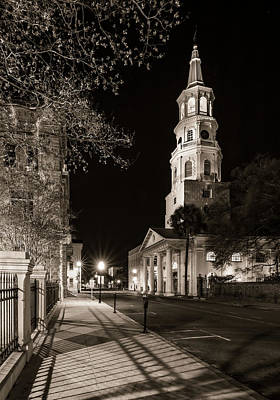 Photograph - St. Michael's Episcopal Church by Carl Amoth