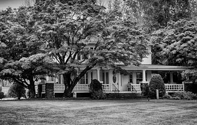 Photograph - The Homestead by Tricia Marchlik