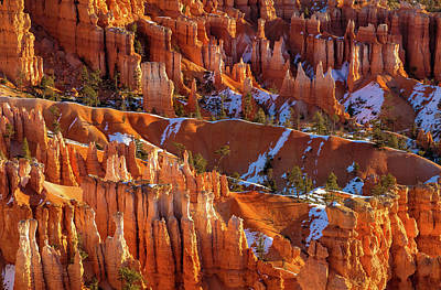 Photograph - The Hoodoos by Jonathan Nguyen