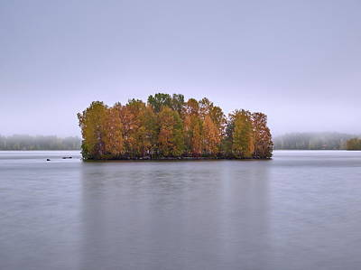 Photograph - The Island by Jouko Lehto