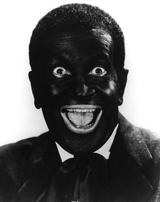 1920s Movies Photograph - The Jazz Singer, Al Jolson, 1927 by Everett