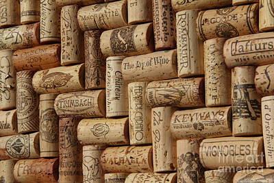 Photograph - The Joy Of Wine by Anthony Jones