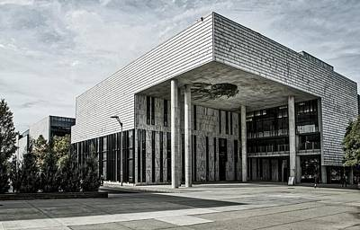 Photograph - The Knowlton School Of Architecture - The Ohio State University by L O C