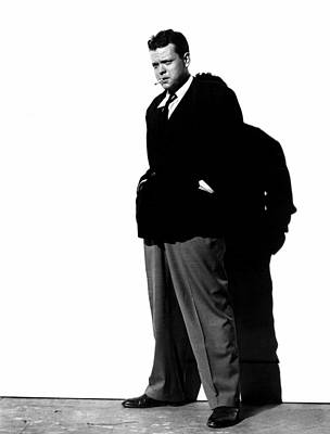 Publicity Shot Photograph - The Lady From Shanghai, Orson Welles by Everett