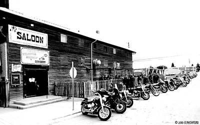 The Last Ride Art Print