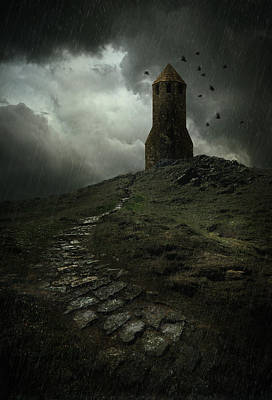 Photograph - The Lost Tower by Jaroslaw Blaminsky