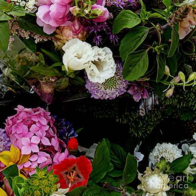 Photograph - The Magic Of Flowers by Nancy Kane Chapman