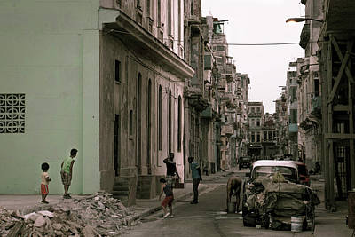 Photograph - The Neighborhood by Paki O'Meara