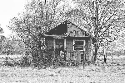 Photograph - The Old Home Place by Scott Pellegrin