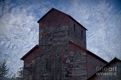 Photograph - The Old Mill by John Stephens