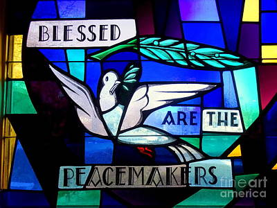 Photograph - The Peacemakers by Ed Weidman