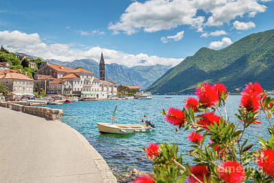 Photograph - The Pearl Of Montenegro by JR Photography