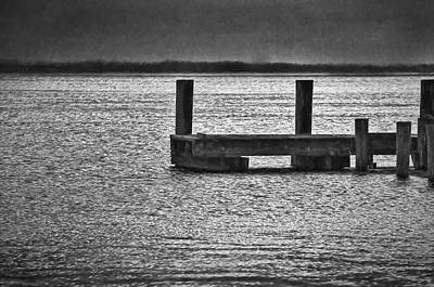 Photograph - The Pier by Dave Bosse
