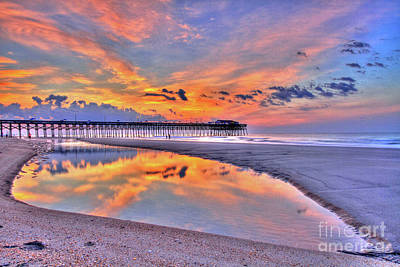 Photograph - The Pier by Scott Mahon