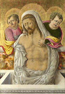 Pieta Digital Art - The Pieta by Giorgio Schiavone