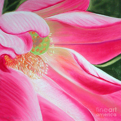 Painting - The Pink by Lucinda  Hansen