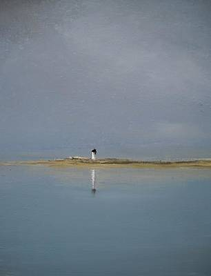 Cape Cod Painting - The Point by Michael Marrinan