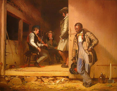 African-american Painting - The Power Of Music by Mountain Dreams