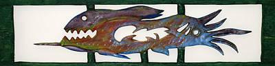Stellar Interstellar - The Prozak Fish by Robert Margetts