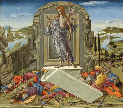 Painting - The Resurrection by Benvenuto Di Giovanni