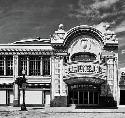 Photograph - The Ringling Theatre by L O C