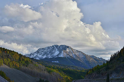 Photograph - The Road To Durango by Ray Mathis