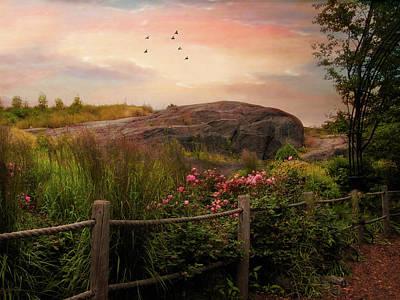 Rock Garden Photograph - The Rock Garden by Jessica Jenney